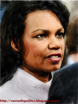 Condi Rice Nomadic Politics