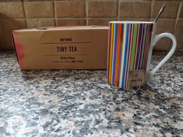 Tiny Tea 28 Day TEAtox - Week 1