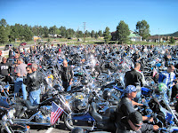 POW-MIA Ride Staging