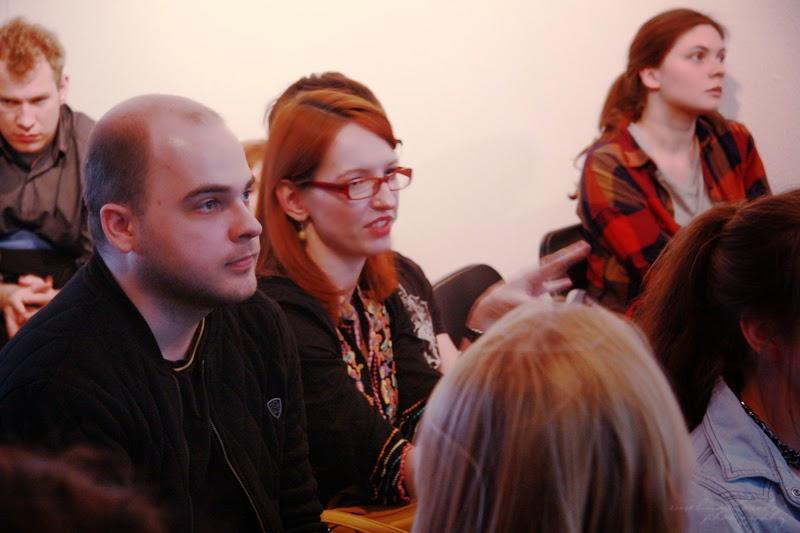 urodzinowe spotkanie Geek Girls Carrots Łódź, publiscnzosc, kobiety,mezczyzni