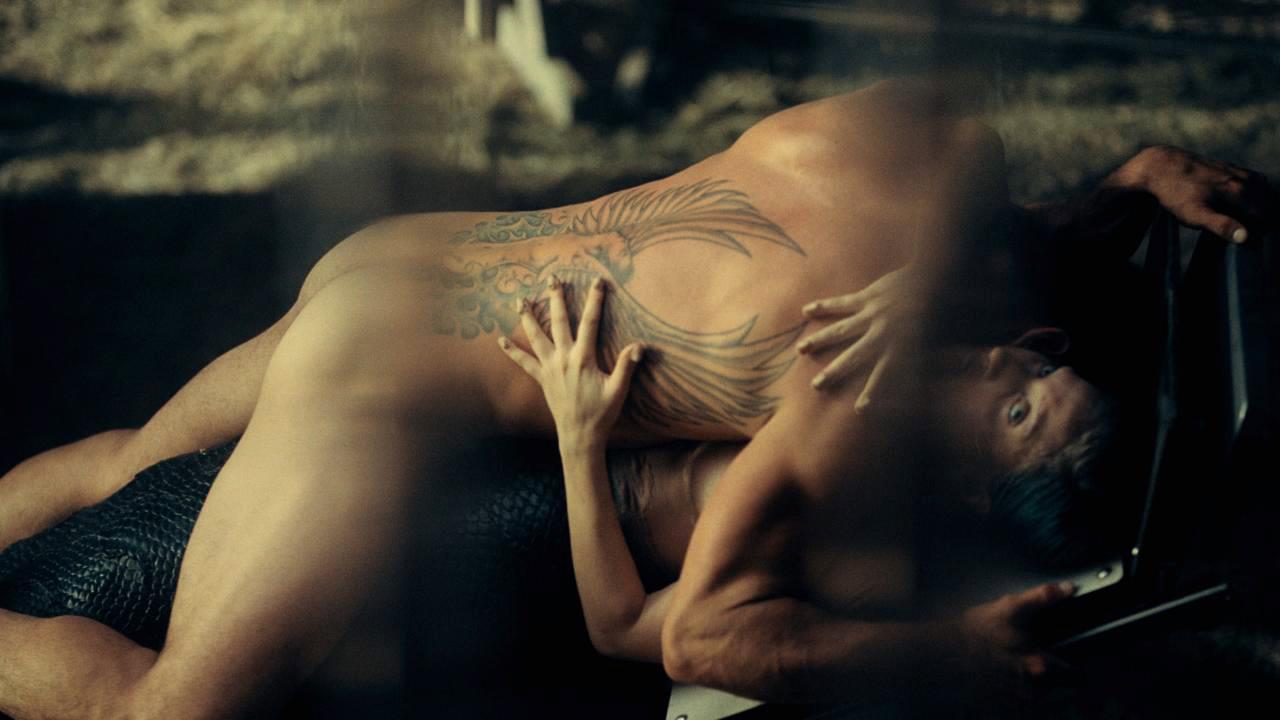 Lady gaga taylor kinney nude