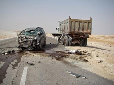 Arab Saudi Negara Paling Banyak Rekod Kemalangan Jalan Raya Di Dunia