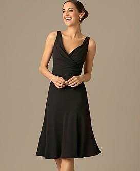 Little black dress say 24
