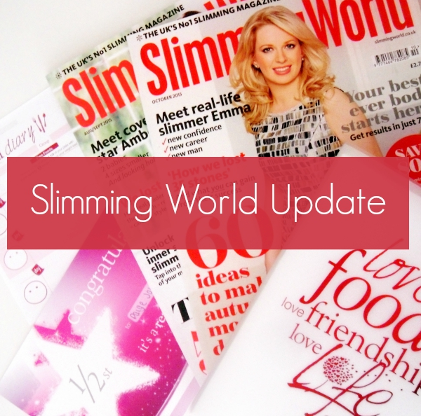 beauty and me slimming world update 2