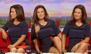 Susanna Reid On BBC Breakfast Show