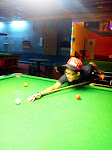 Hmm..Miss gler kt table Snooker..
