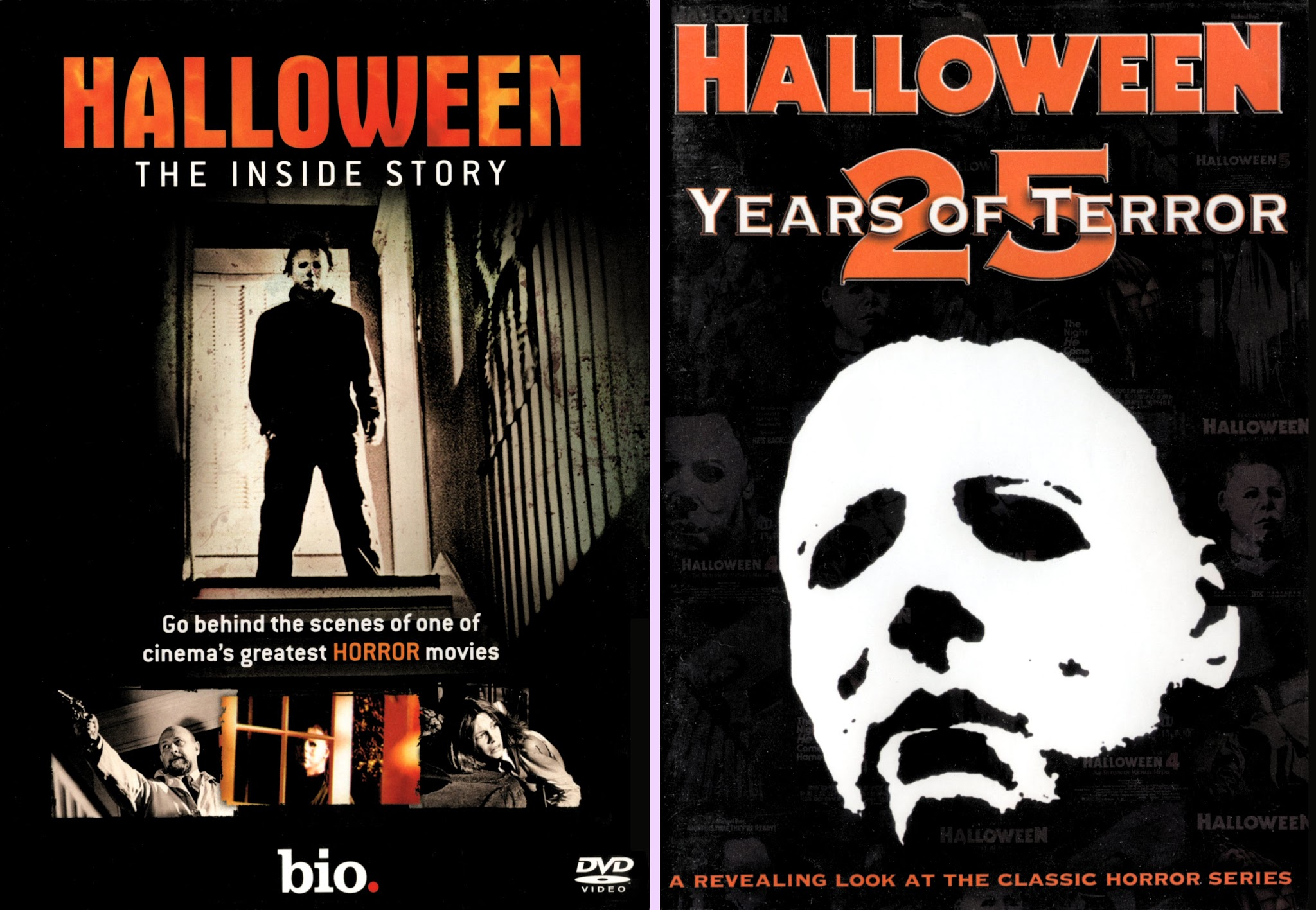 DVD Exotica: Halloween: The Documentaries - It's Time To Really ...