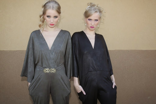 israeli model  fashion twins girls