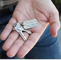 Daddy key ring 1
