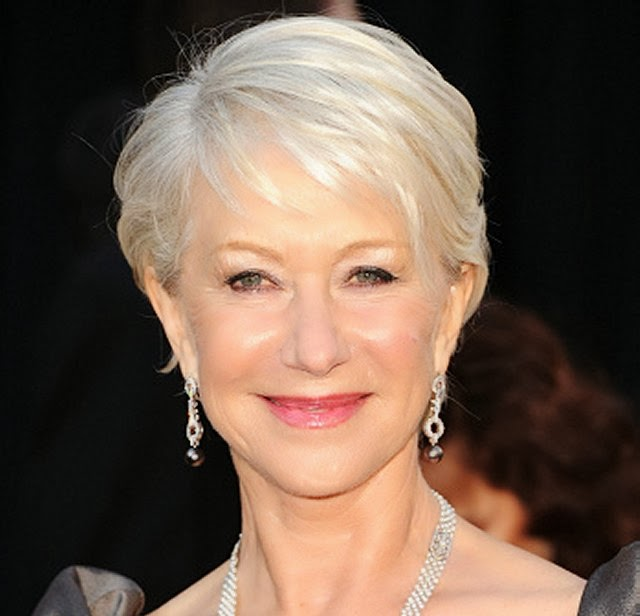 Best Short Hairstyles for Women Over 60