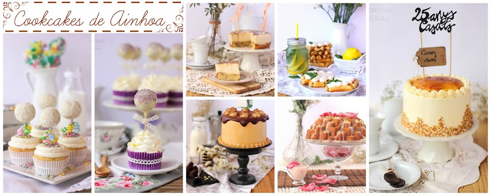 Cookcakes de Ainhoa