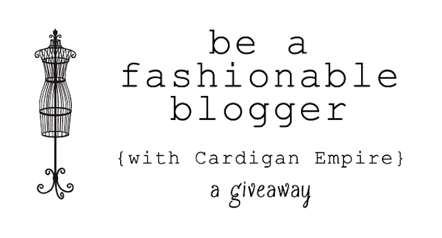 Enter to win a personalized Fashion LookBook at The Blog Guidebook