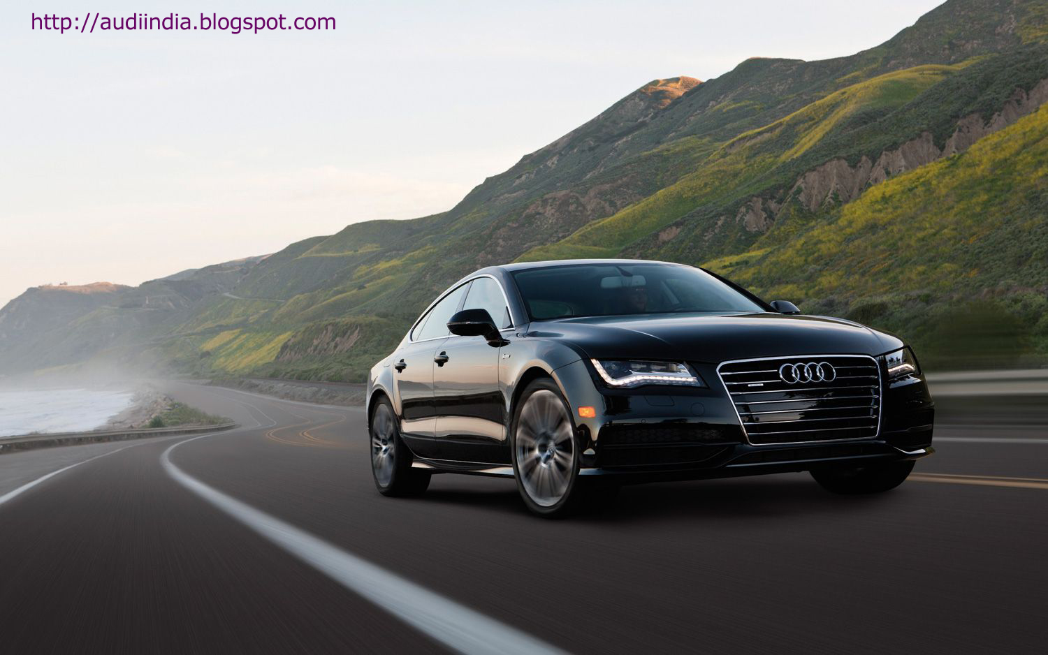 phantom black 2012 audi a7 sportback luxury liberated the world of audi. Black Bedroom Furniture Sets. Home Design Ideas