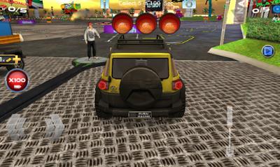 Dubai Racing V1.9.1 Apk-screenshot-2