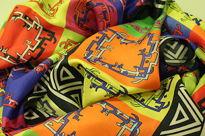 Sania Maskatiya Calligraphy Scarves for LRBT