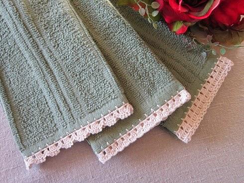 Miss Abigails Hope Chest Garden Series Crochet Edgings 1 The