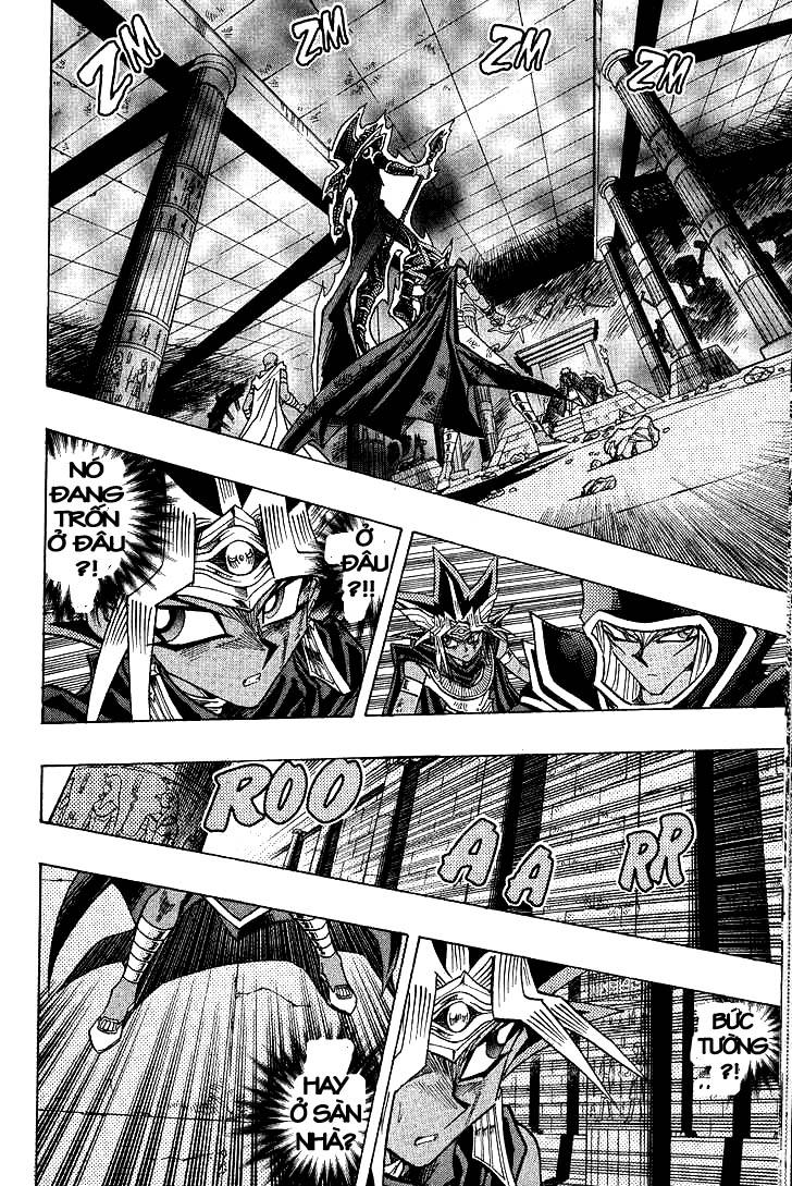 YuGi Oh – Vua Trò Chơi chap 315 Trang 9