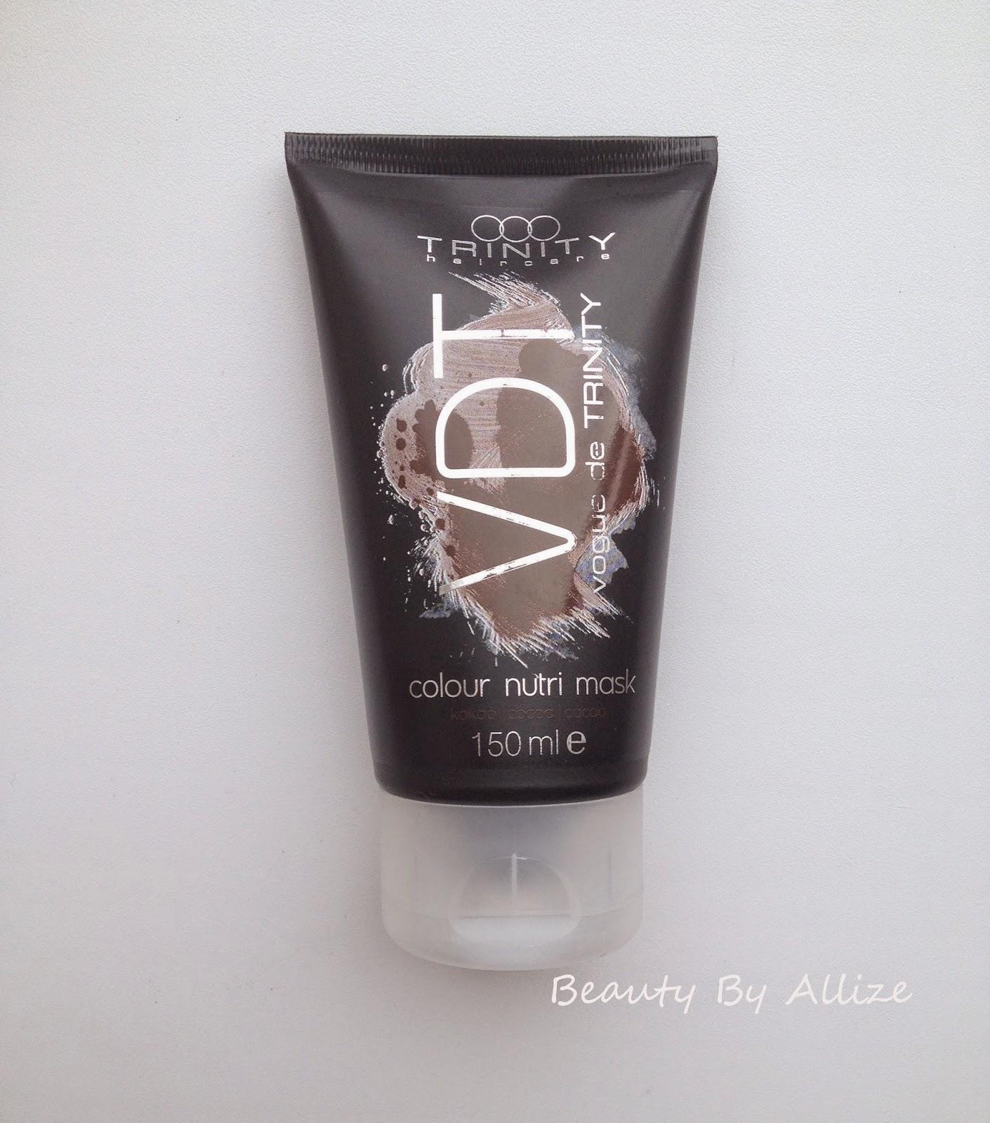 VDT Color Nutri Mask Cacao, Маска для волос