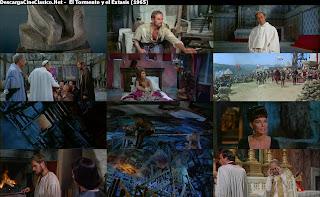 El tormento y el éxtasis (1965 - The Agony and the Ecstasy)