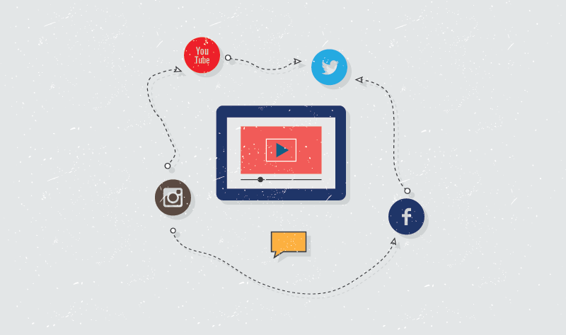 This infographic will help you to better understand how to incorporate video content into your social media marketing strategy with the best tips and stats out there.
