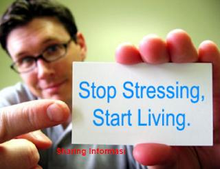 Cara Atasi Stress