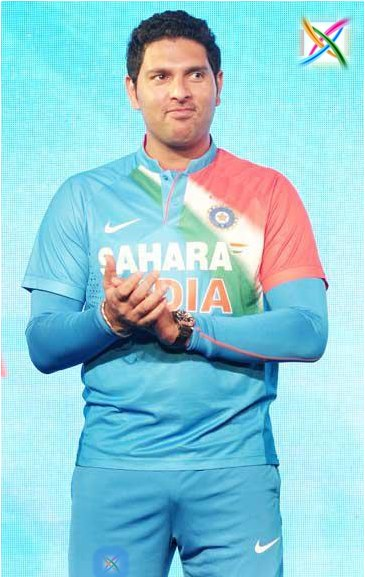 Yuvraj Singh T20 About him Cancer Comeback Latest News 6 sixes Photos/Pics/Images Biography
