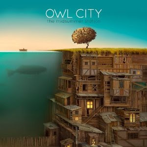 Owl City The Midsummer Station Release Date Album CD