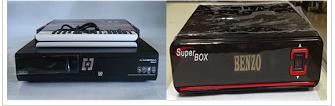 como transformar Azamerica s930A em Superbox Benzo