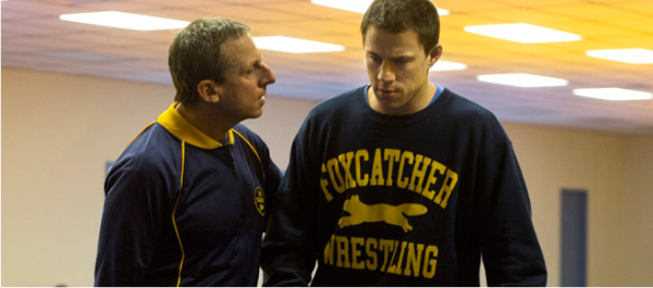 Foxcatcher | Steve Carell, Channing Tatum e Mark Ruffalo no segundo trailer