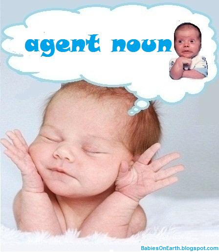 agent noun
