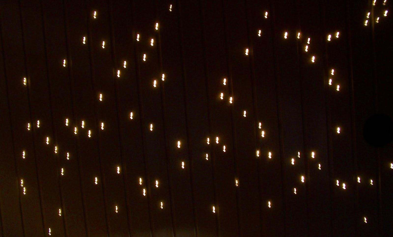 Sterren Plafond. Voor Bruiloft Decoratie Optische Vezel Licht Kit ...