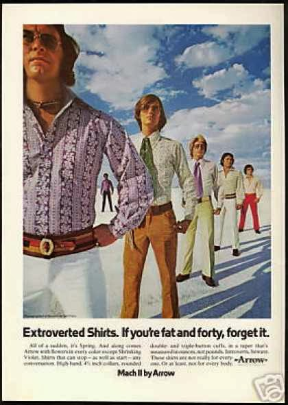 70's ads...sex without excuse