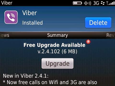 Viber phiên bả 2.4