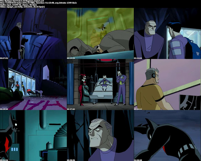 Batman del Futuro: El Regreso del Joker [DvdRip] [Latino] [DF-LB]