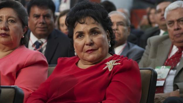 Carmen Salinas: Ideas desde el terruño para que se ponga a trabajar