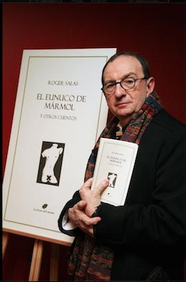 El eunuco de mármol / Roger Salas