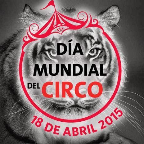 DÍA MUNDIAL DEL CIRCO 2015