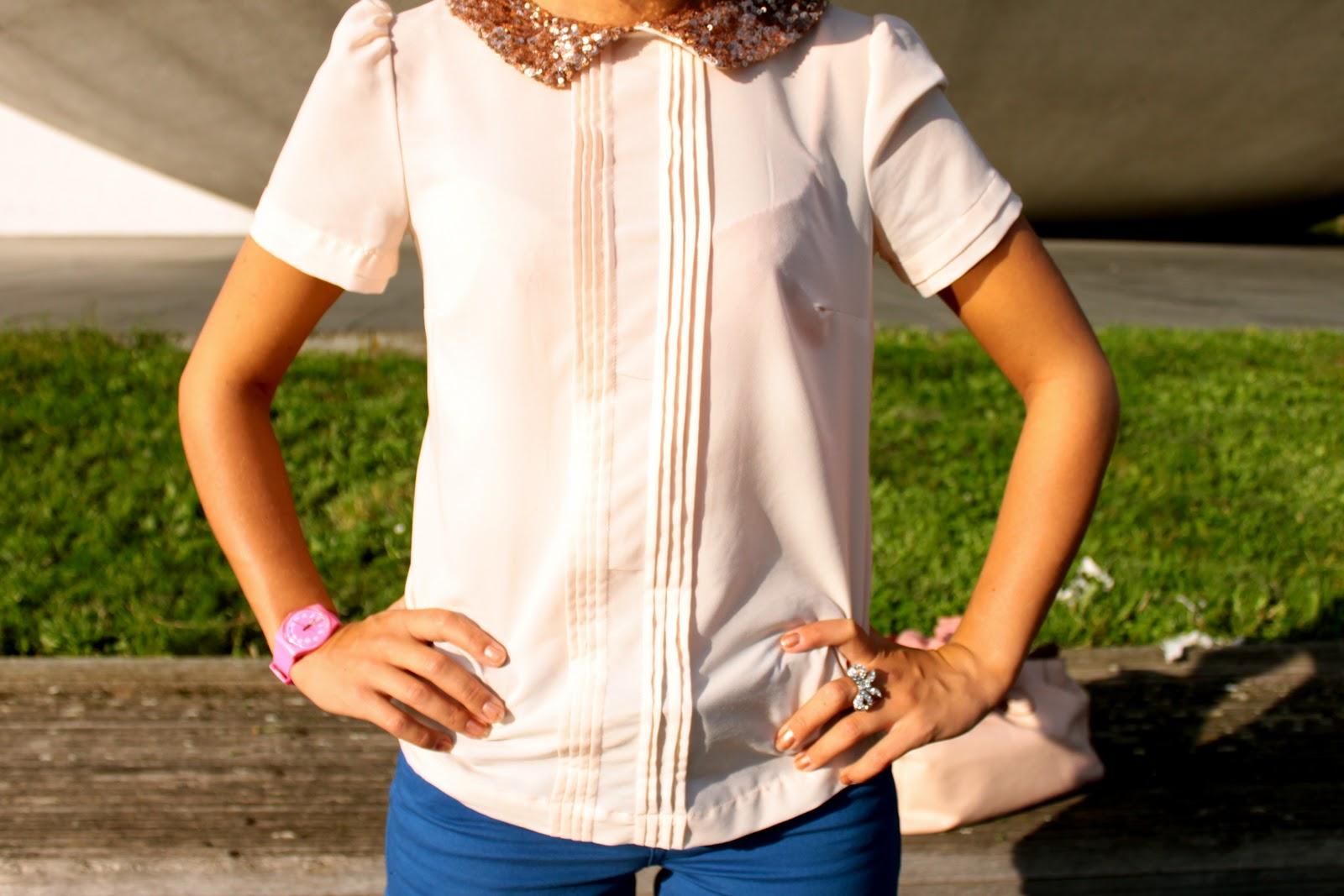 blouse tendance mode