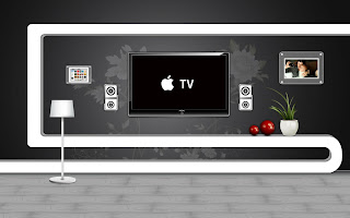 Photoshop Room Design Apple Tv HD Wallpaper