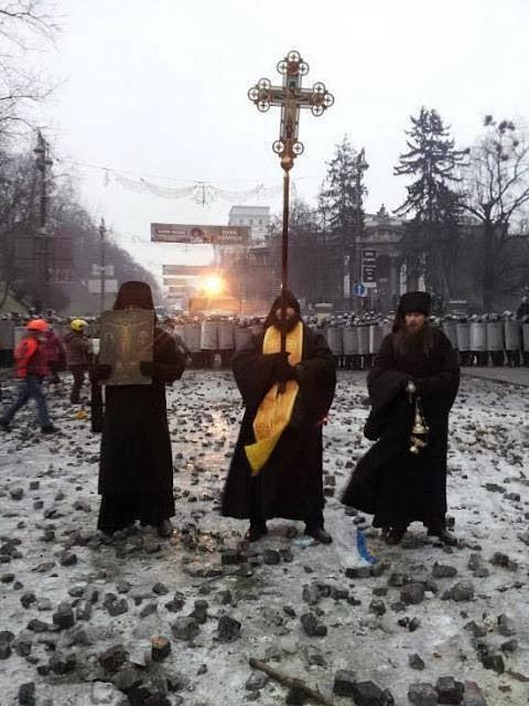 Православната църква в Украйна