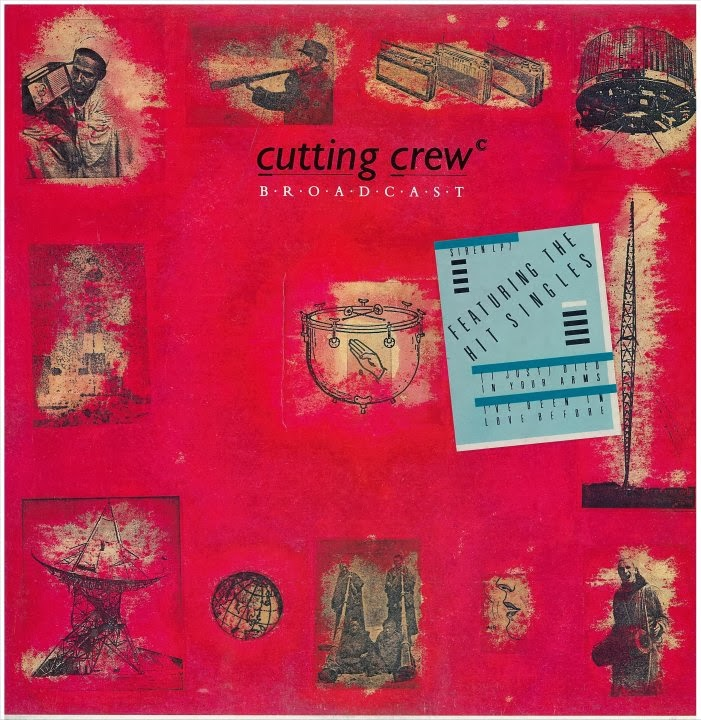 Rock On Vinyl Cutting Crew Broadcast 1986 Bonus Track