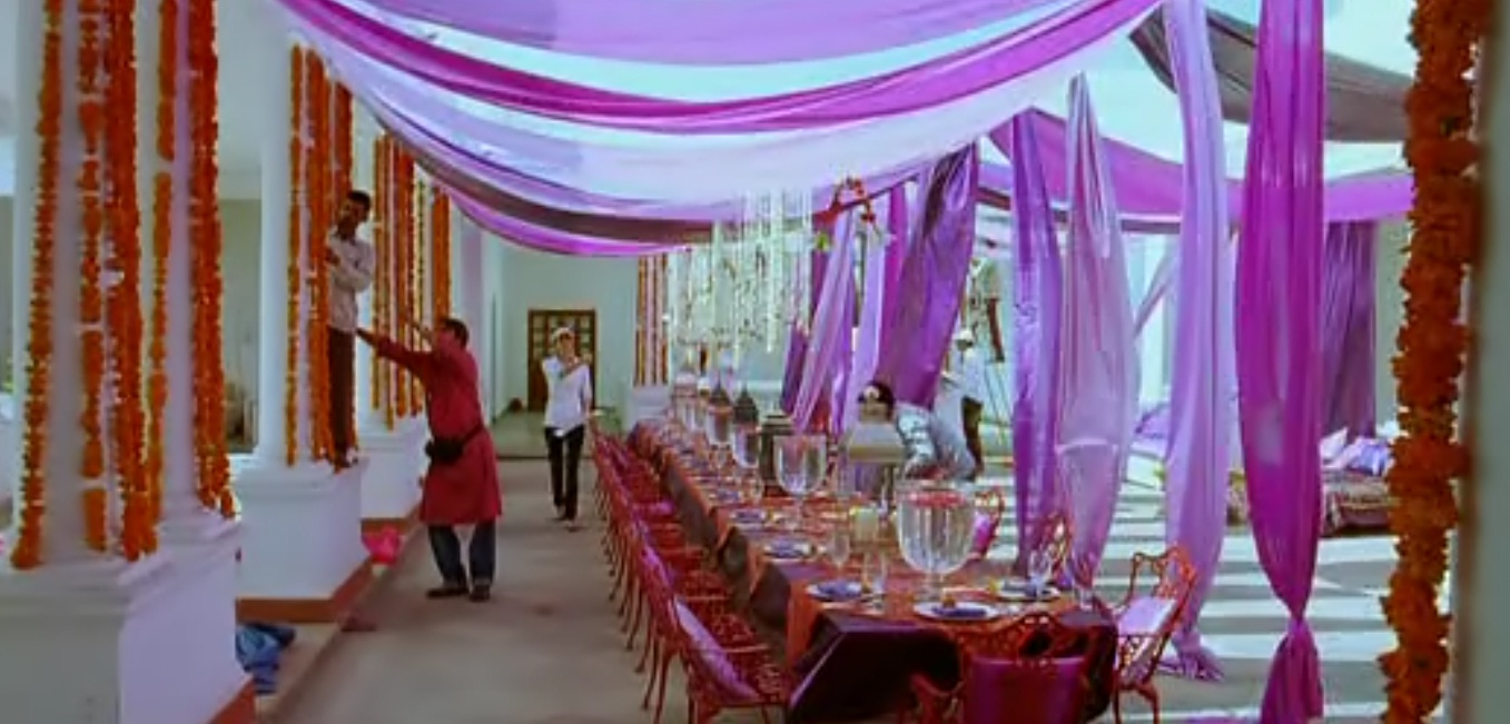 Curly Fries Filmi Decor Wedding Event Planning Sets In Band Baaja