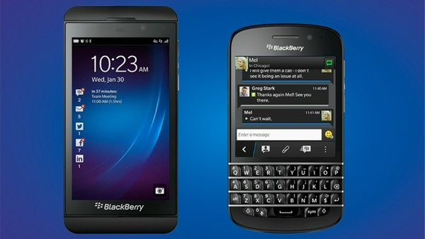 Blackberry 10 - Z10 &amp; Q10