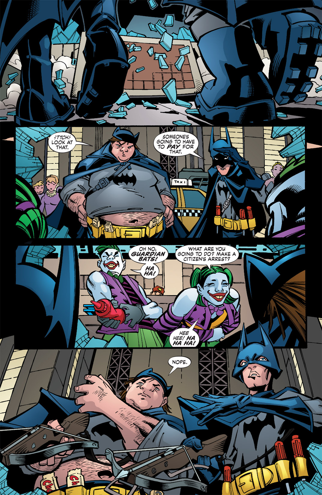 Detective Comics (1937) Issue #868 Page 3