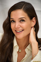 Katie Holmes Don't Be Afraid of the Dark Press Conference
