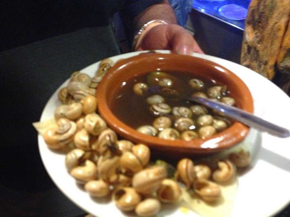 Traditional Foods from Southern Spain