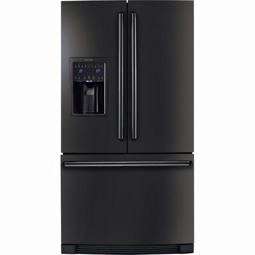 Electrolux refrigerator electrolux counter depth refrigerator energy star electrolux ei23bc35kb iq touch 226 cf black counter depth french door refrigerator rubansaba
