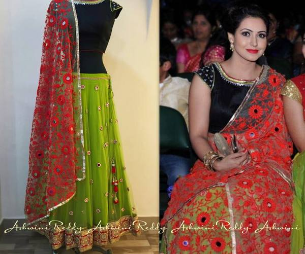 Madhu Shalini in Ashwini Reddy
