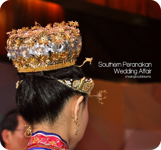 CHASING FOOD DREAMS: A Southern Peranakan Wedding Affair… Timeless Heritage and Cuisine! (Part 1)
