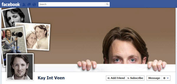 kay int veen facebookfever Amazing Creative Facebook Timeline Covers